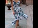 ☀️ Заказывай платье с цветочным принтом — будь красивой, яркой и незабываемой - Modnica-shop