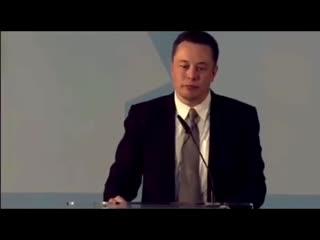 Илон Маск о важных вещах в жизни