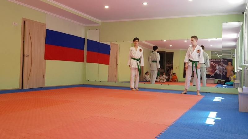 Саша Таран - Илья Ходжаев, 16.06.19