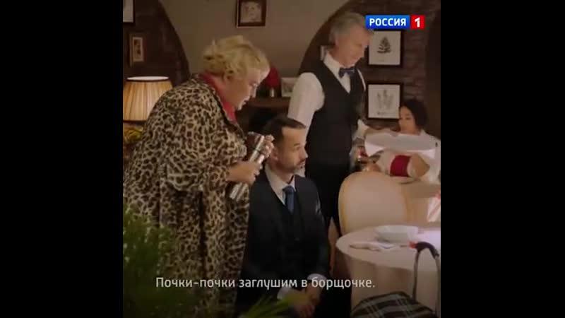 Дима Певцов в смешном ролике