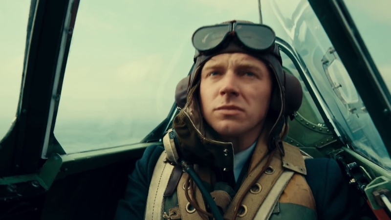 Dunkirk IMAX First dogfight