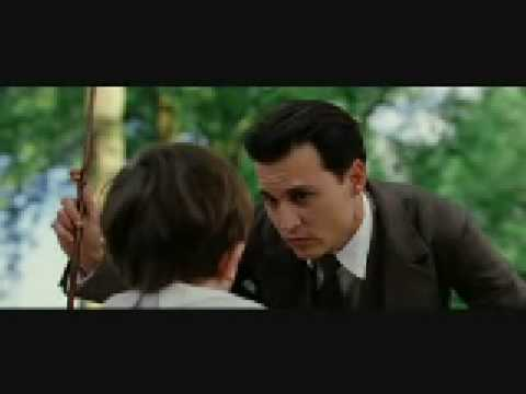 Finding Neverland-Johnny Depp, Its just a dog scene