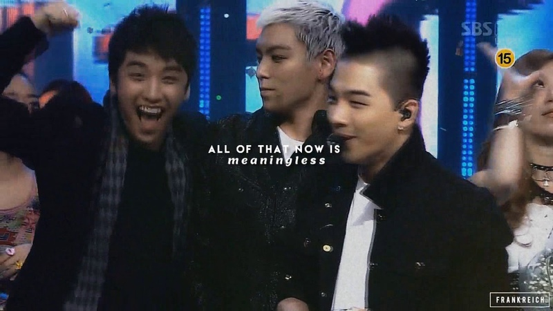 BIGBANG Tribute || 12 Years || I dont want to be alone...