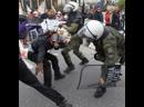 Как подавляют протесты в странах Запада