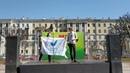 Выступление Движения сознательных отказчиков на митинге «Нет призывному рабству» в Санкт-Петербурге