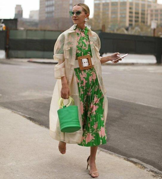 Гардероб истинной модницы: ТОП-7 трендовых аксессуаров на лето