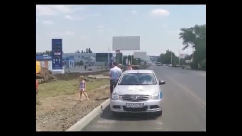 В городе работает система мобильного видеонаблюдения за нарушителями парковки