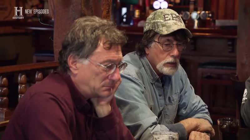 Проклятие острова Оук 7 сезон 17 серия Затопление The Curse of Oak Island 2020