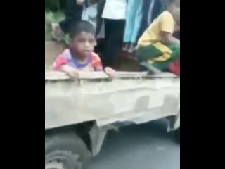 Побег из детского садика