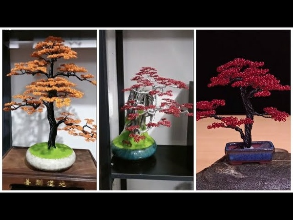 Tik Tok Trung Quốc 13 Cách hướng dẫn làm cây bonsai tuyệt đẹp từ dây kẽm Tik Tok Trung Quốc