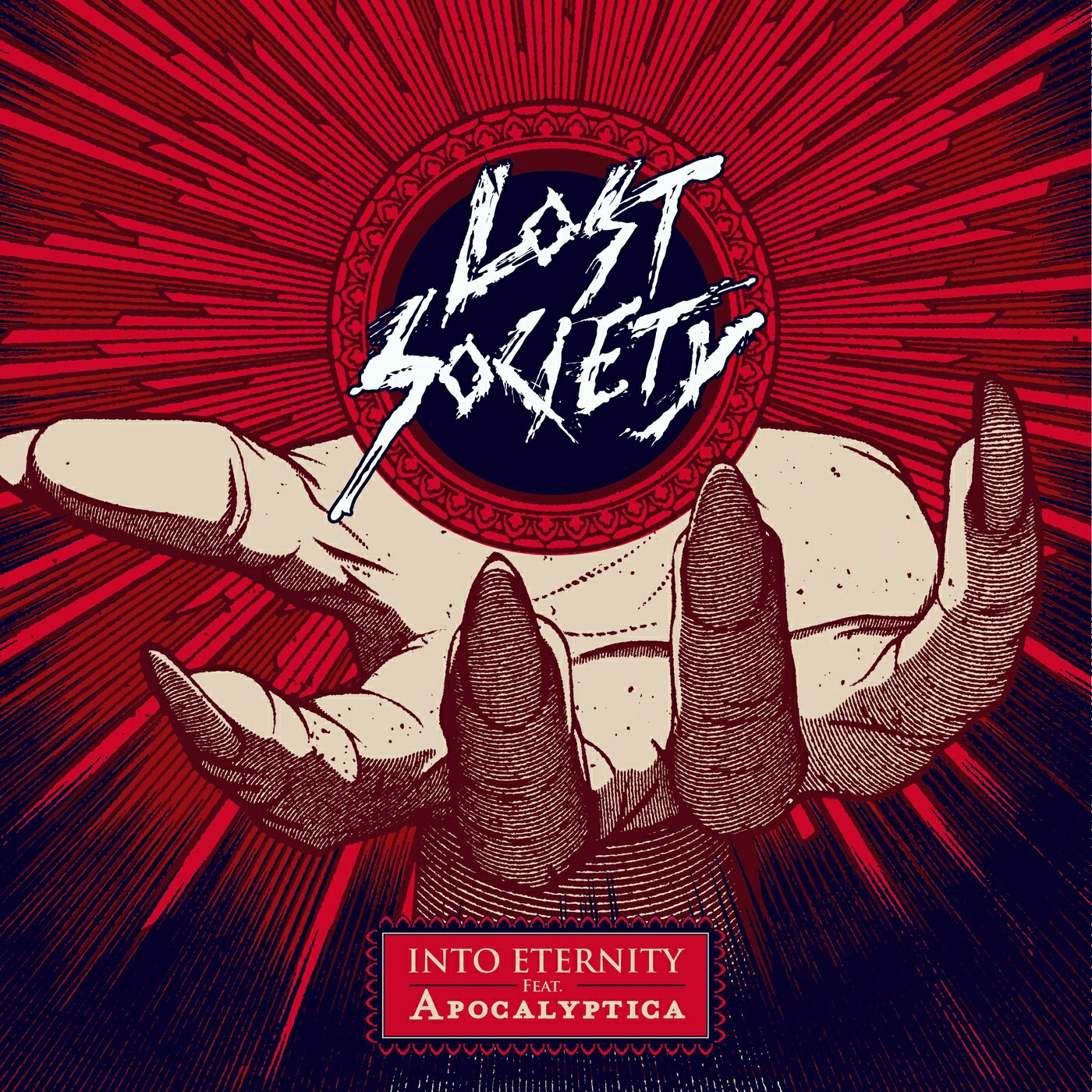 Lost Society - Into Eternity (feat. Apocalyptica) (Single)