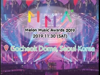 live stream MMA 2019 (2019 Melon Music Awards)