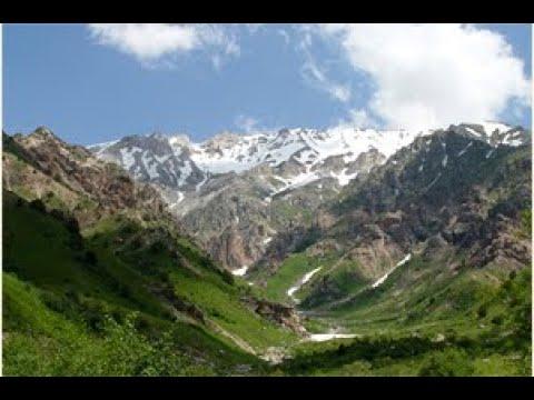 Красота гор Узбекистана | Тянь-Шань ✔ Часть 1🚌 | The beauty of the mountains of Uzbekistan | Part 1🔔