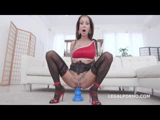 Valentina Sierra (Double Anal Creampie with Valentina Balls Deep Anal,Gapes,Creampie Swallow GIO1430)[2020, Anal Creampie, 720p]