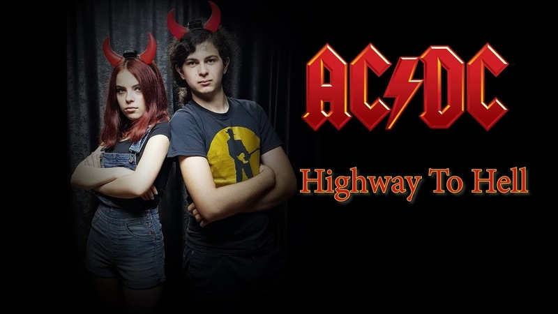 Highway to Hell - AC/DC; Cover by Andreea Munteanu Andrei Cerbu (The Iron Cross)