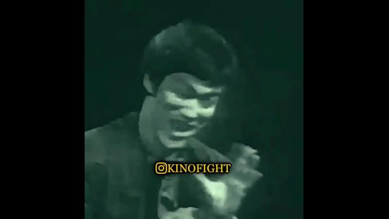 Философия Брюса Ли - отца смешанных боевых искусств