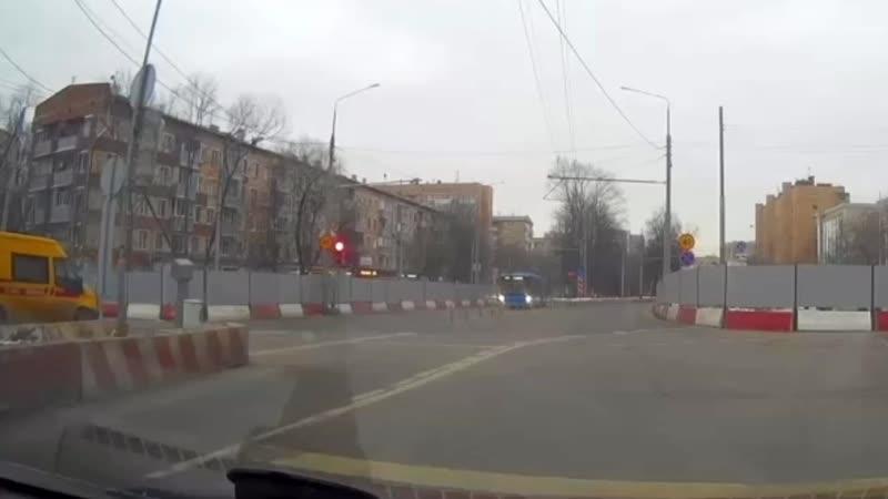 дтп, авария на Чонгарском бульваре, Москва