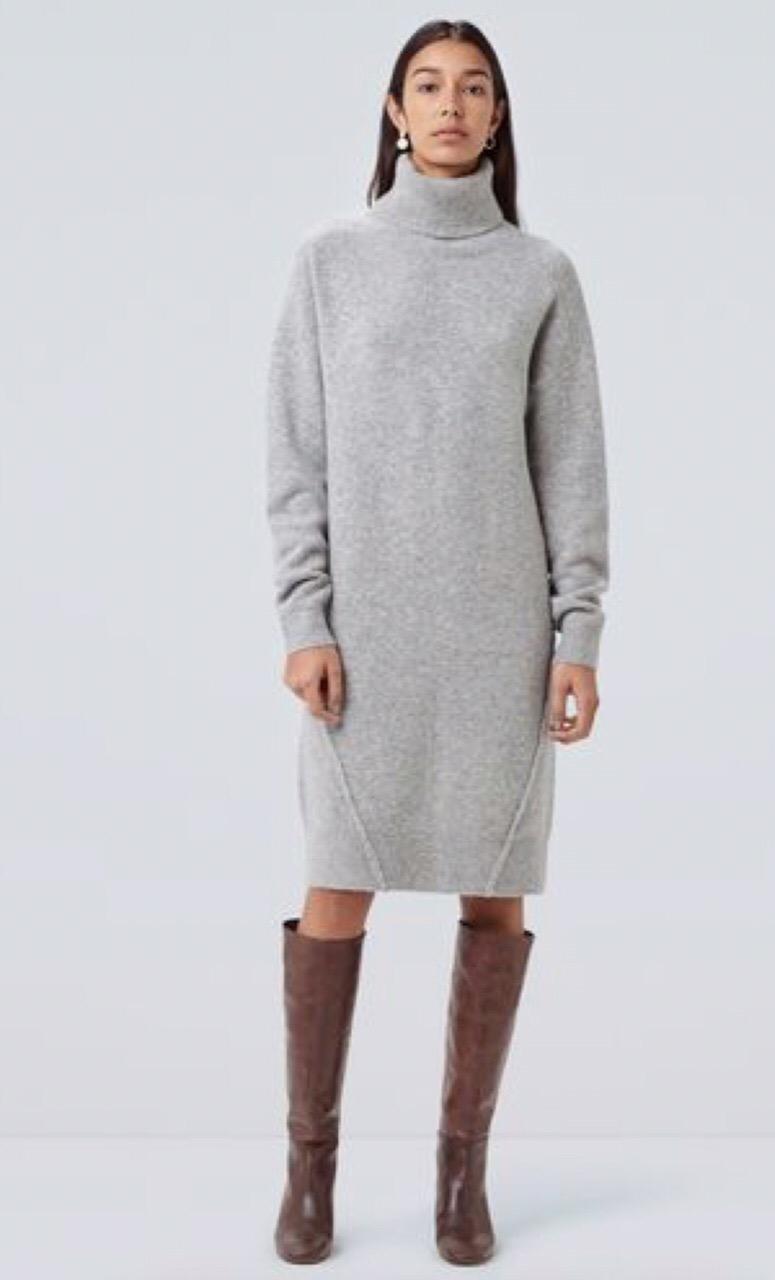 Вчерашний пост с новыми тканями вам понравился, поэтому ловите ещё несколько классных идей из вязаного трикотажа