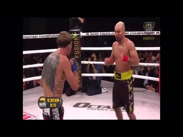 FULL FIGHT: Artem Lobov vs Jason Knight 2 | BKFC 9