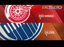 Red Wings - Oilers 10/18/19