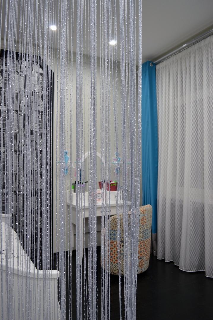 Сделали детскую комнату для 14-летней дочи