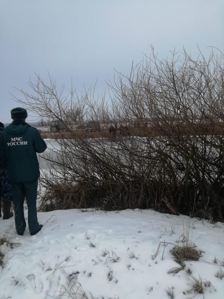 На выходных в Курской области утонул рыбак