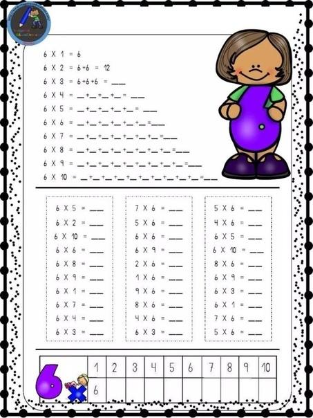 Учим таблицу умножения. Родители, сохраните, обязательно пригодится.Проводим каникулы с пользой.