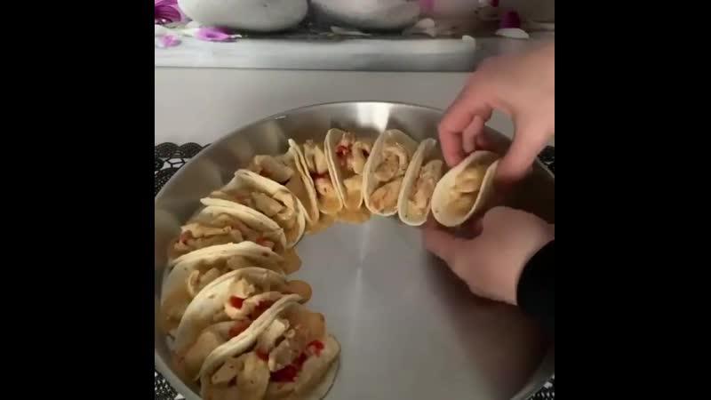 Необычное блюдо для всей семьи