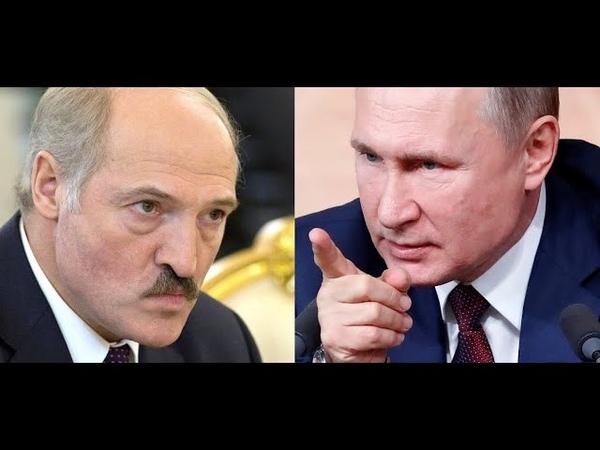 Лукашенко пообещал Путину стереть в порошок зеленых человечков