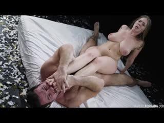 Lena Paul - Bounces On Manuels Big Fat Cock [All Sex, Hardcore