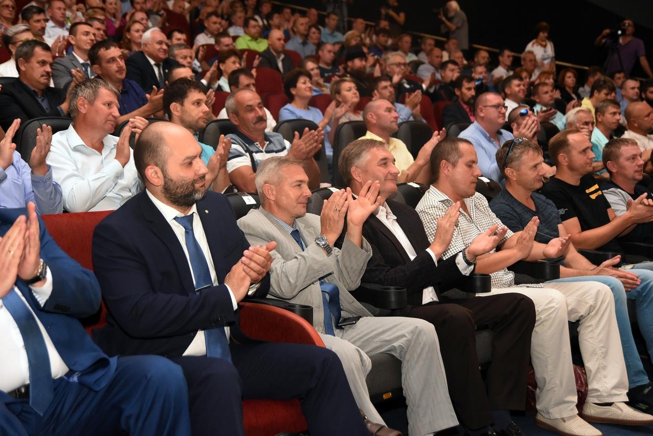 В Курске прошел 1-й областной Съезд отцов