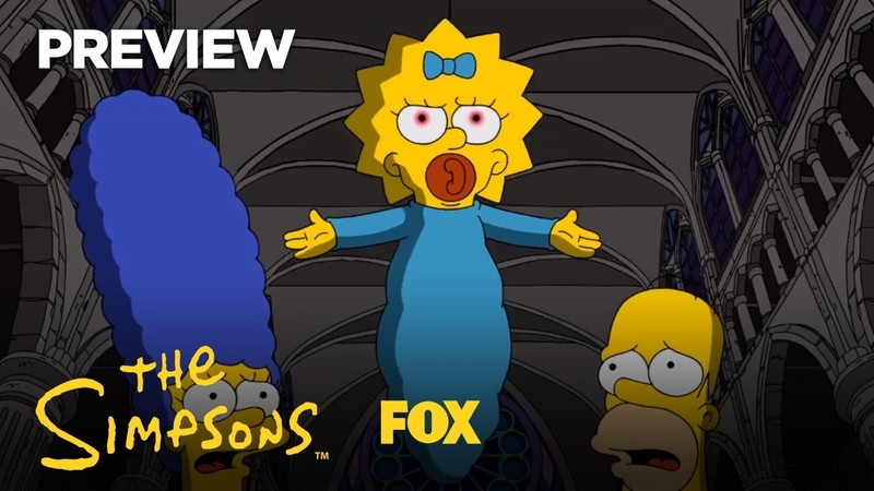 Preview: Things Are Stranger In The Treehouse Of Horror | Season 31 Ep. 4 | THE SIMPSONS