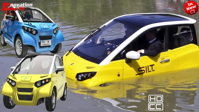 Amazing Vehicles Micro Cars That Will Take You To Another Level ▶17