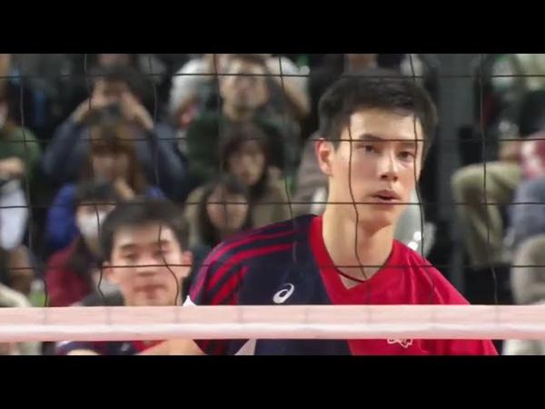 第72回 春の高校バレー 松本国際 vs 東山 準決勝 全日本バレーボール選手権大会 男子 2020年1月10日