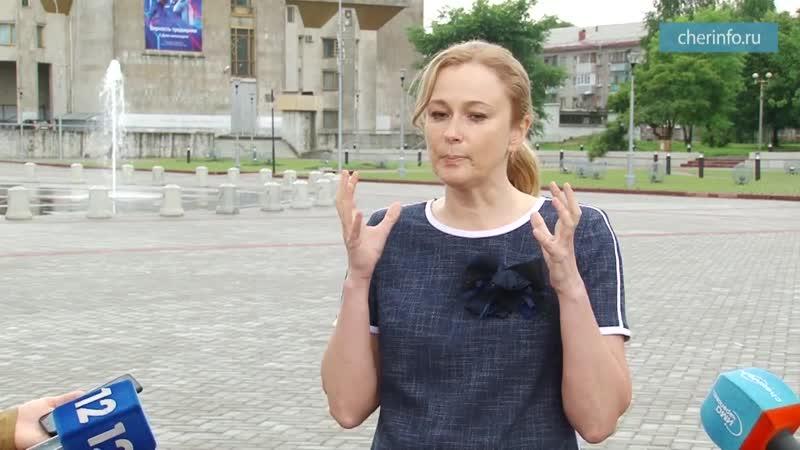 Людмила Гусева о конкурсе Человек года