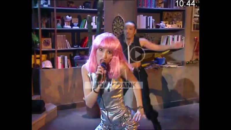 Paradisio Bailando Live at Faites comme chez vous 12 18 1996