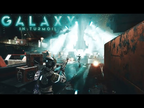 Galaxy in Turmoil Battlefront like shooting game Gameplay Early Access 100% Free Steam Games