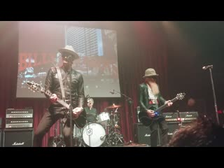 2018-11-16 - Billy Gibbons Live  Brooklyn Bowl, Las Vegas, NV (Complite)