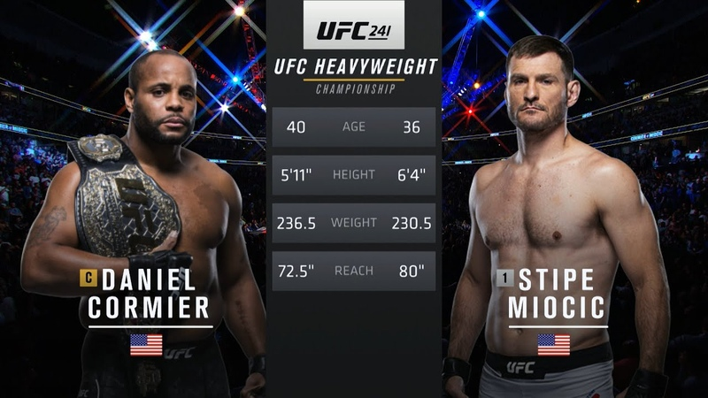 UFC 252 Free Fight Stipe Miocic vs Daniel Cormier 2