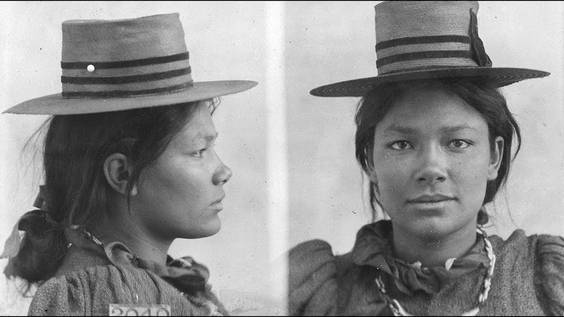 Vintage Mugshots of Criminals in Leavenworth Penitentiary in the Early 1900s