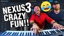 Nexus 3 Crazy Fun!! Ft. Nexus Co-Creator Sound Designer