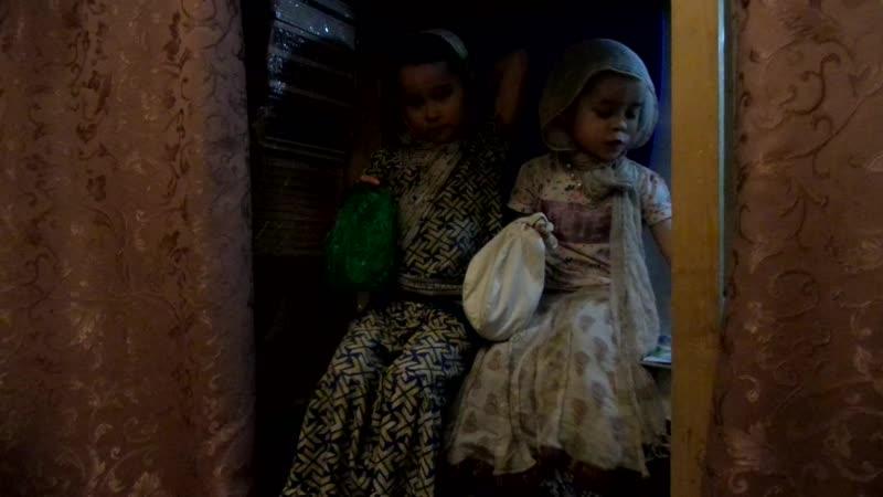 Дети вечерняя джапа Рожденные во Вриндаване дорога в одну сторону