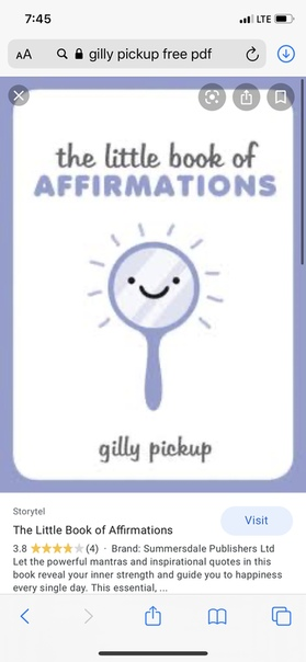 Ani Trime's Little Book of Affirmations 52 Illustrated Practices for a Peaceful and Open Mind by Ani Trime (z-lib.org)
