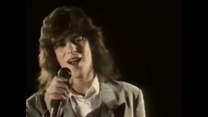 Женя Белоусов Девочка моя синеглазая Видеоклип 1988