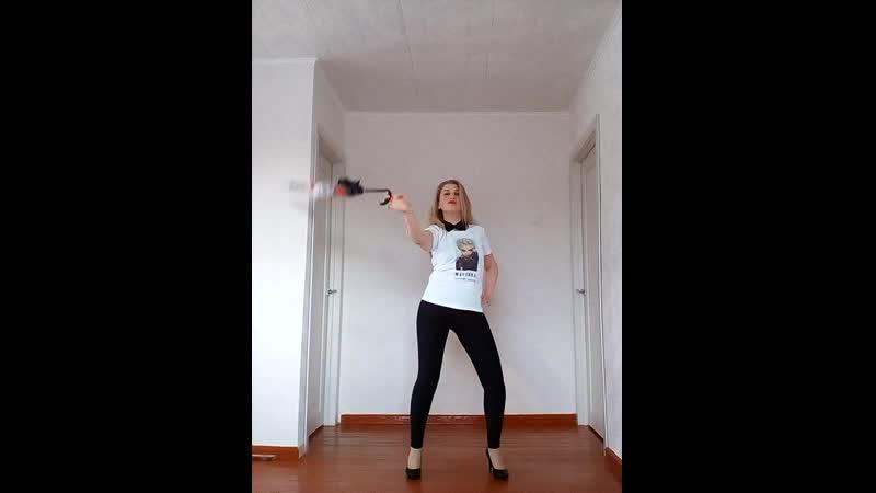 Танцы с Мадонной Hanky panky