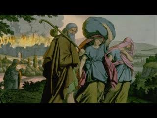 Разгаданные тайны Библии (2) Содом и Гоморра (2008) Энди Папандопуолoс (документальный, история, религия, Discovery) 1080p