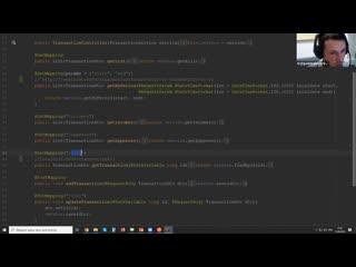 REST API с токен-аутентификацией на Spring Boot + JWT