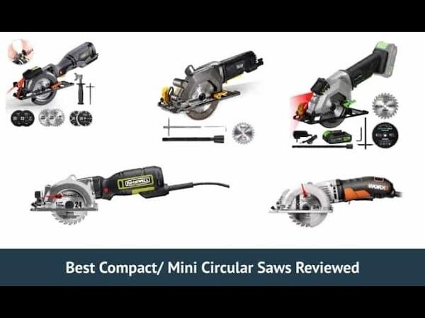 Top 10 Best Mini Compact Circular Saw 2020