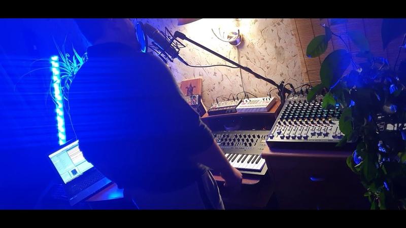 Dj Wadada - electro ambient korg session / 05 02 2020