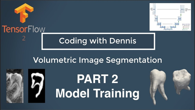3D Image Segmentation (CTMRI) with a 2D UNET - Part2 Model training with TensorFlow 2